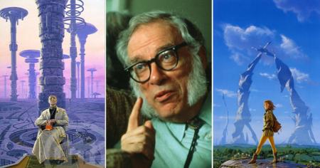 'Fundación' de Asimov está a punto de ser adaptada como serie de televisión