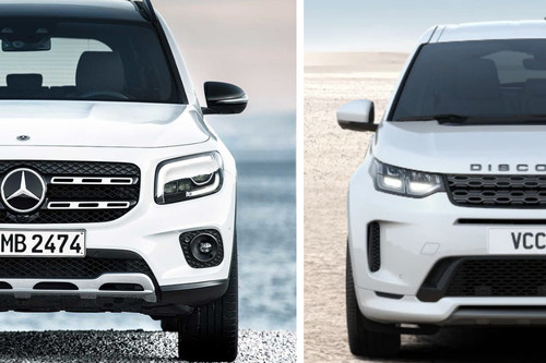 Mercedes-Benz GLB vs. Land Rover Discovery Sport: Dos compactos que pueden llevar a 7 personas ¿Cuál ofrece más?