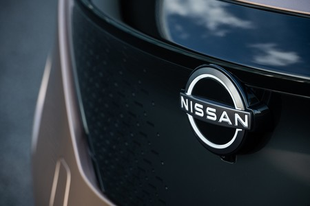 Nissan Ariya Badge Front Bi Source