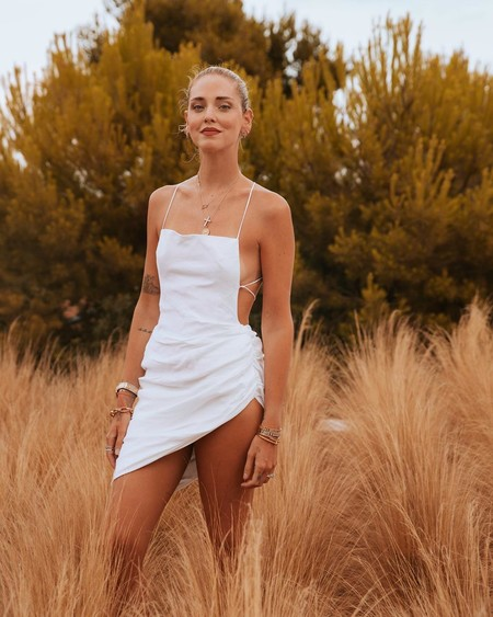 Jacquemus White Dress 03