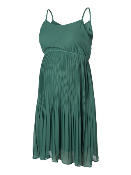 Vestido Verde Premama Mamalicious