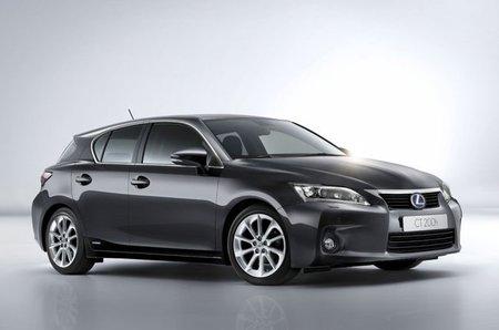 Lexus CT 200h 05