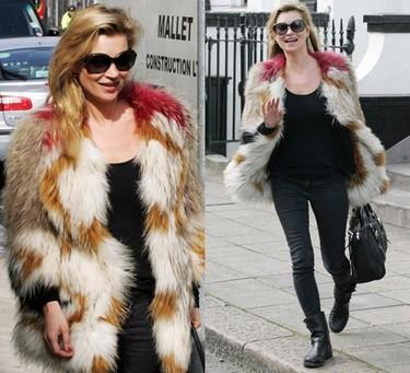 Las chicas it del momento: el estilo de Kate Moss
