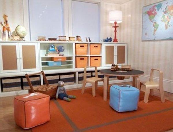 Diez ideas para decorar un cuarto de juegos - Juegos de decorar habitacion ...