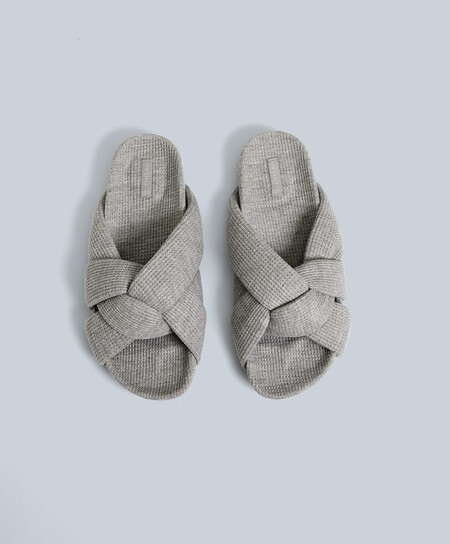 Calzado Para Andar Por Casa De Oysho