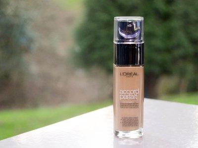 Probamos la base de maquillaje Accord Parfait de L'Oréal