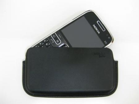 Nokia E72, comentarios sobre el hardware