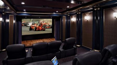 Seymour-Screen Excellence, pantalla de proyección de gama alta