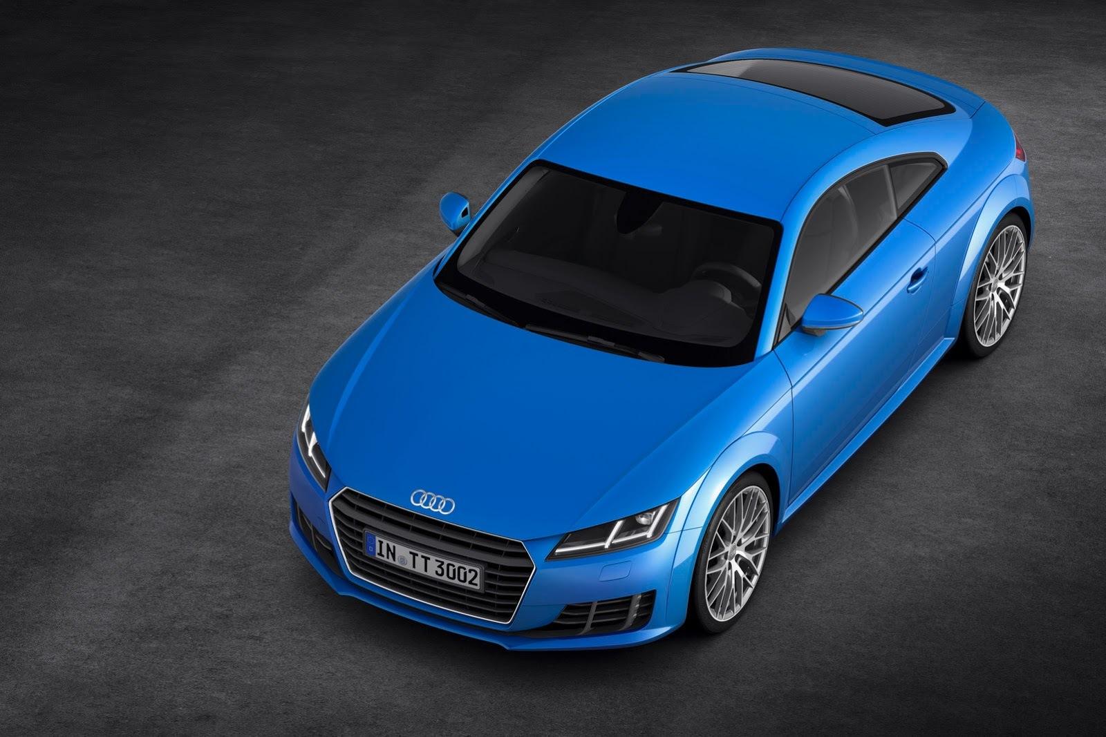 Foto de Audi TT (4/15)
