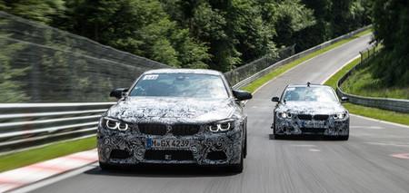 BMW M3 y M4, seis cilindros biturbo de 430 CV