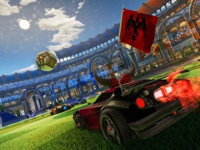 La edición física de Rocket League se estrenará en junio con cuatro vehículos exclusivos