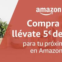 Amazon Pantry quiere que comiences a usarlo y te regala cinco euros de descuento
