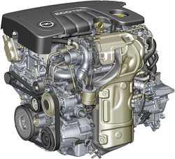 Opel presenta su nuevo motor 1.6 CDTI, compatible con la futura Euro 6