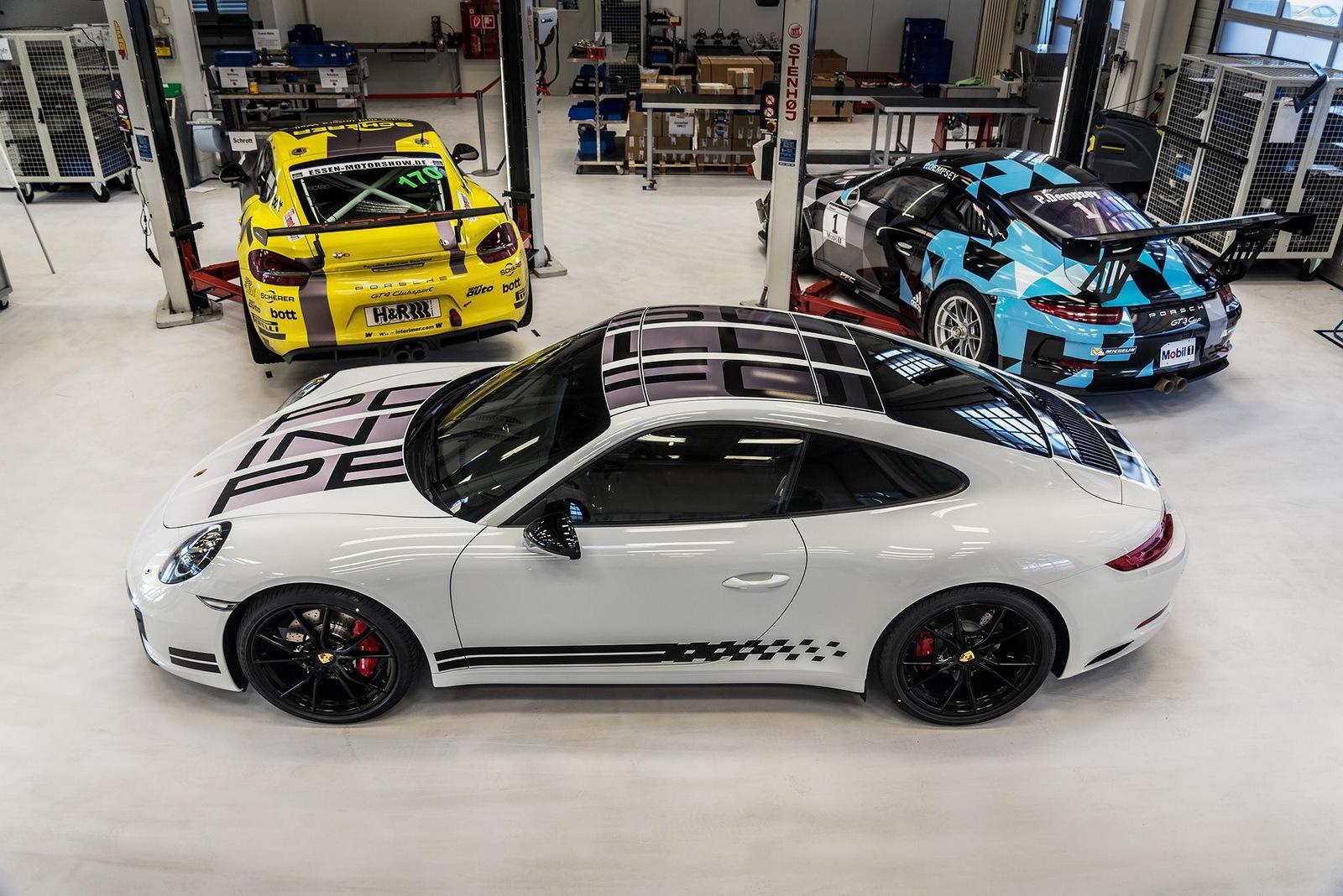 Foto de Porsche 911 Carrera S Endurance Racing Edition (2/10)