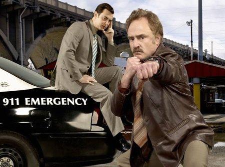 'The good guys', dos polis peculiares para el verano de Fox