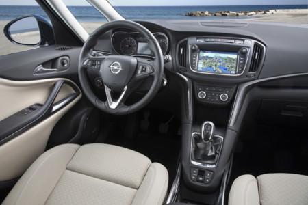 Opel Zafira 2016 5