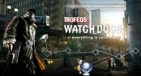 Guía de trofeos: Watch_Dogs - PS3/PS4