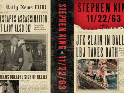 '22/11/63': Salva a Kennedy, salva al mundo