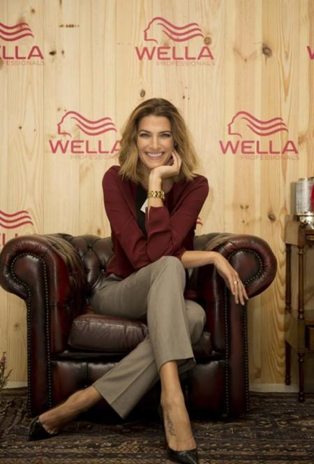 Laura Sánchez nos invita a dar color a nuestros cabellos y a nuestra vida con Wella