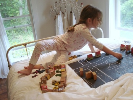 Jugar en la cama, pónselo fácil