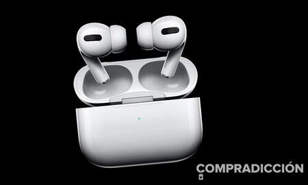 Nuevo precio mínimo en Amazon para los AirPods Pro: hazte con los auriculares true wireless con cancelación de ruido de Apple por 93 euros menos
