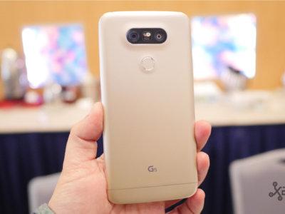 """LG responde: """"El G5 está cubierto de pintura"""""""
