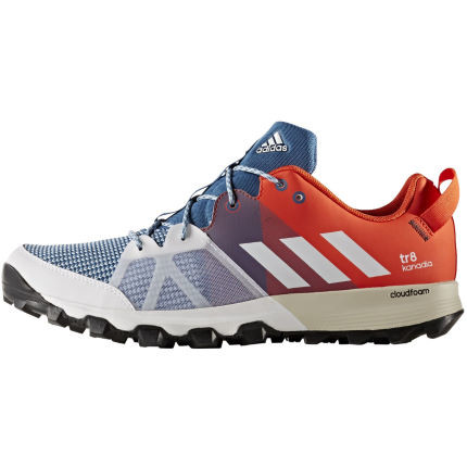 Adidas Kanadia 8 Ss17 Offroad Running Shoes Core Blue Ss17 Bb4414