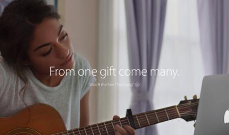 """""""The Song"""", el nuevo anuncio navideño de Apple que nos vuelve a tocar la fibra sensible"""