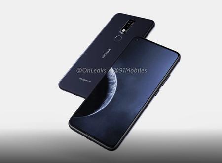Nokia 8 1 Plus Diseno