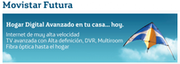 Movistar insiste a los clientes en que contraten FTTH
