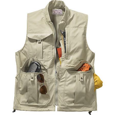 Filson Travel Vest