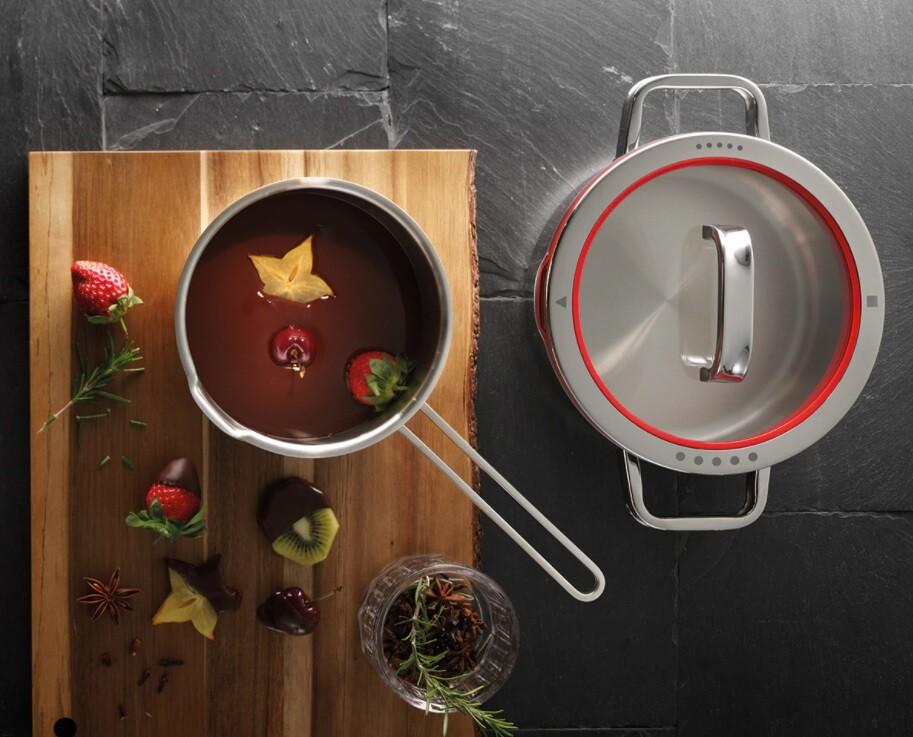 Ofertas para cocina El Corte Inglés: ollas, sartenes y menaje de marcas como Bra, WMF, Arcos o Kuhn rebajadas hasta un 40%
