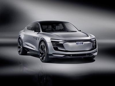 Audi Elaine concept: el SUV eléctrico y autónomo que anticipa el futuro de la marca