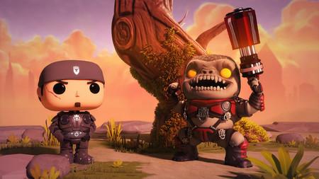 'Gears POP!', el 'Clash Royale' basado en 'Gears of Wars' y Funko Pop!, aterriza en iOS y Android