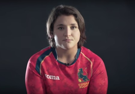 joma video seleccion femenina rugby