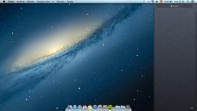 Cómo desactivar el centro de notificaciones en OS X Mountain Lion
