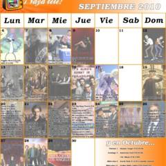 Foto 1 de 1 de la galería calendario-series-otono-2010 en Vayatele