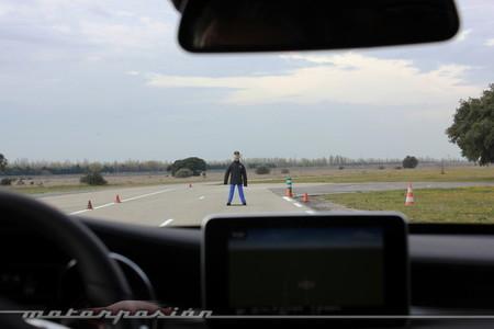 Mercedes-Benz Clase C 2014, BAS Plus
