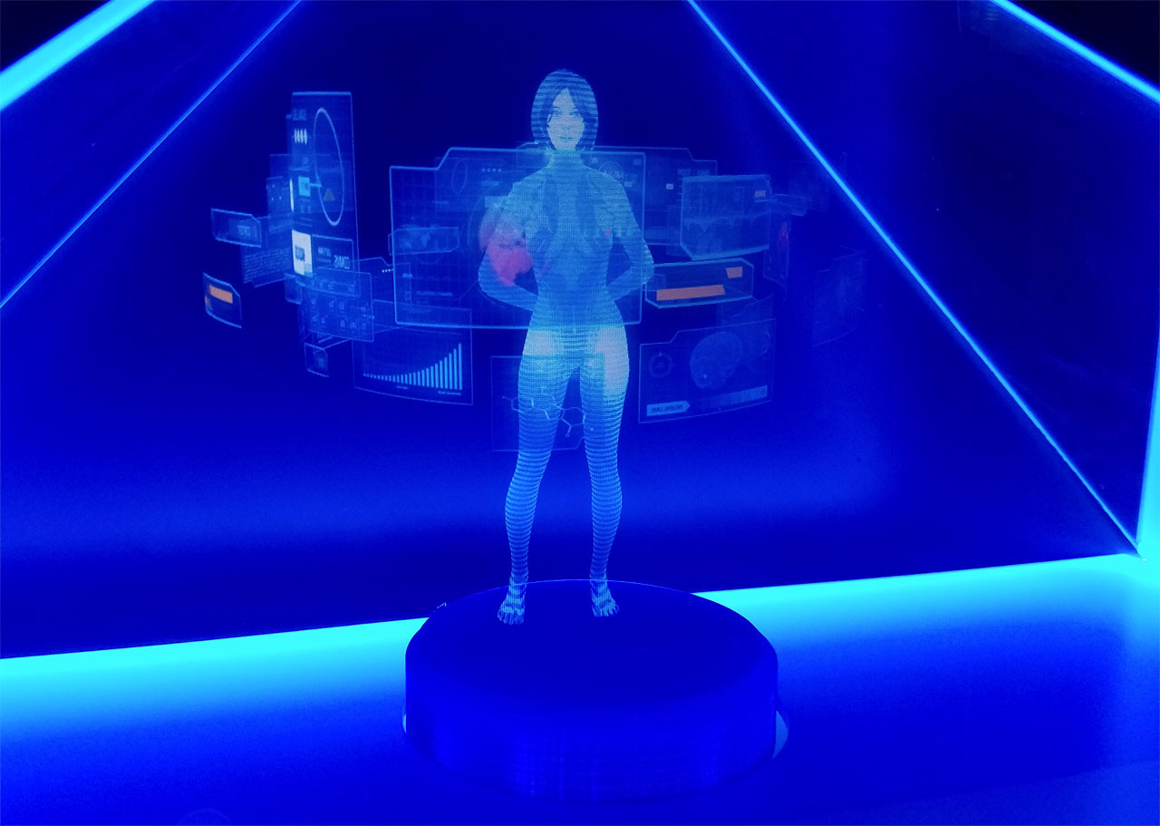 Foto de Holograma de Cortana (2/8)
