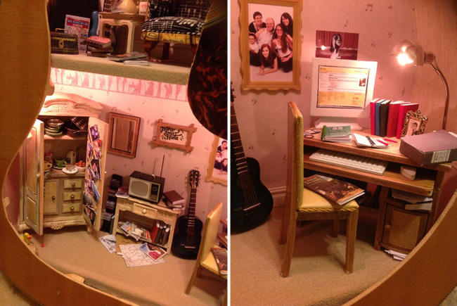 Muñeca guitarra 2