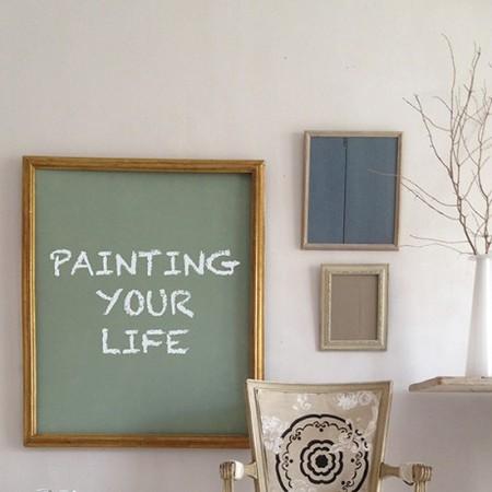 Pintura De Pizarra Verde Celadon