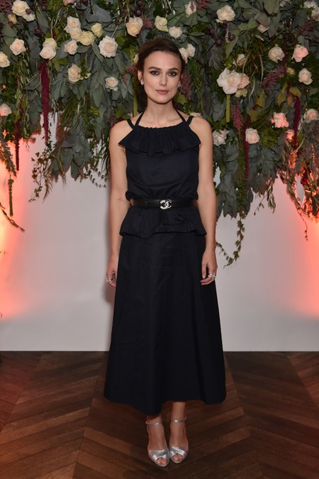 Keira Knightley 62nd Bfi London Film Festival Colette By Wash Westmoreland Red Carpet Afterparty October 11th 2018