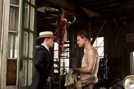 Joel Edgerton, Isla Fisher y Jason Clarke en El Gran Gatsby
