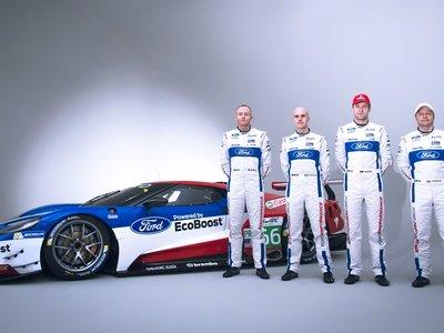 24 Horas de Le Mans: así afronta Ford la carrera más dura del mundo