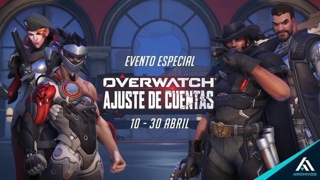 Rebelión y Ajuste de Cuentas ya están disponibles en Overwatch, junto a estas tentadoras nuevas skins
