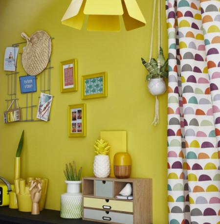 Un verano en amarillo: alegra tu casa con el color del sol