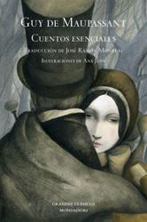 Se publican cuentos inéditos de Maupassant en edición ilustrada