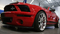 Primeras imágenes del Shelby Mustang GT500 Super Snake