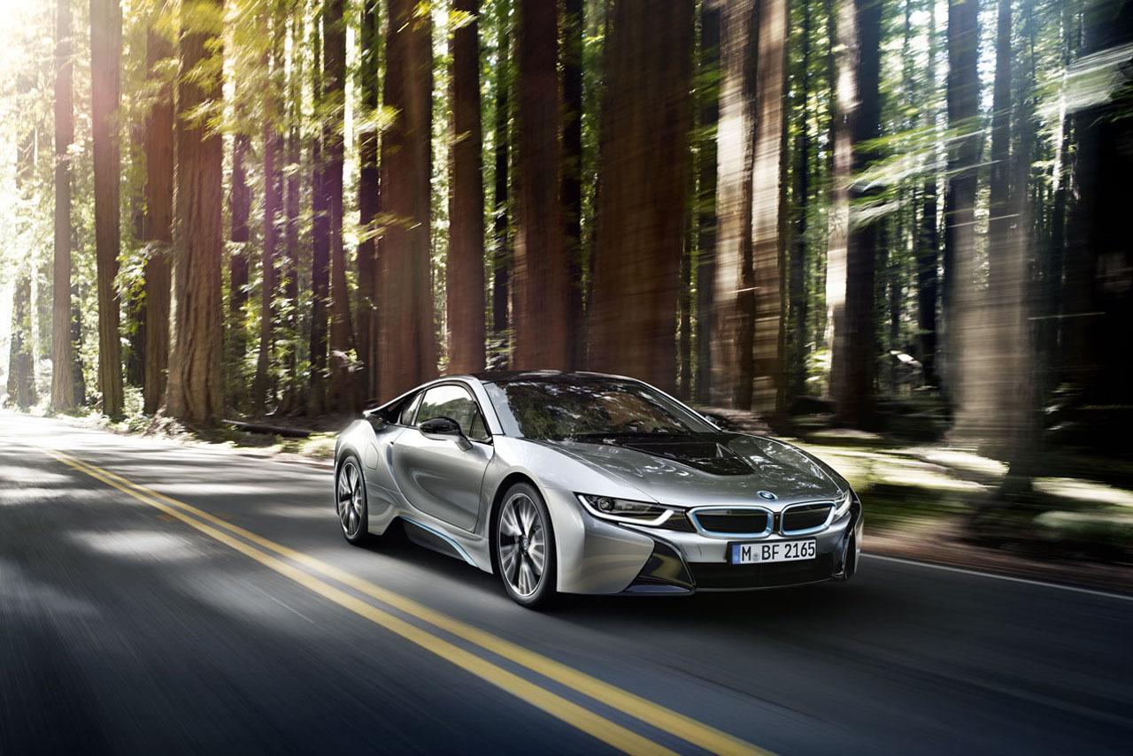 Foto de BMW i8 (26/124)