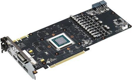 Asus Geforce Gtx980 Poseidon Pcb